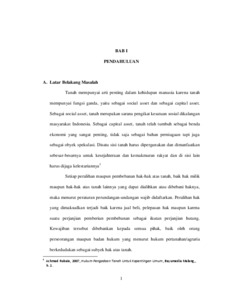 Kepastian Hukum Terhadap Akta Perjanjian Pengikat Jual Beli